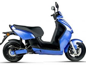 Scooter Eléctrica Volt Veems Autonomía 90 Kms. 4000 Watts