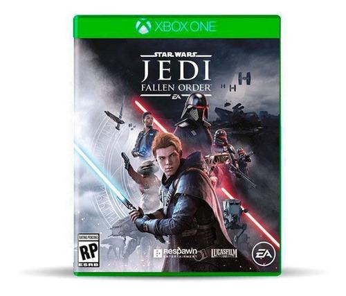 Star Wars Jedi Fallen Order  Xbox One Físico, Macrotec