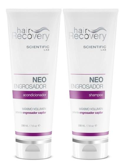 Shampoo Y Acondicionador Neo Engrosador De Hair Recovery