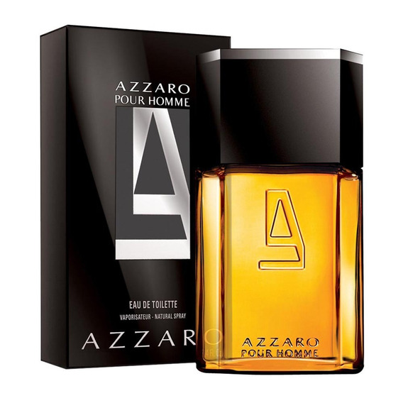 Azzaro Pour Homme ( Tradicional ) 100ml Masculino | Original