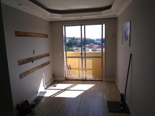 Apartamento Com 3 Dormitórios À Venda, 56 M² Por R$ 300.000,00 - Aricanduva - São Paulo/sp - Ap6401