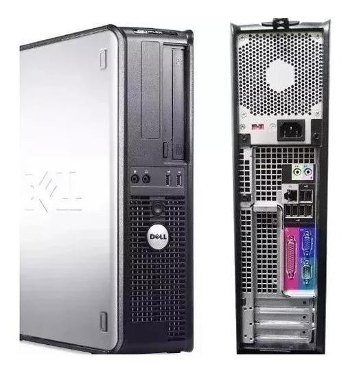 Dell Optplex 360 Core 2 Duo Com Monitor Dell 15