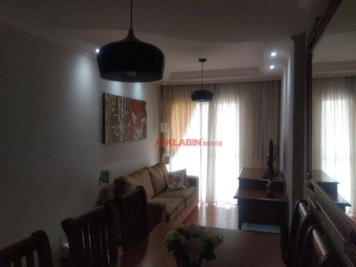 Apartamento Com 3 Dormitorios A Venda No Ipiranga - Ap10078
