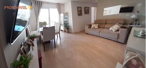 Imagem 1 de 22 de Apartamento, Condomínio Maktub Exclusive - Itu Sp - Ap0412