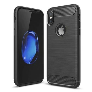 Capa iPhone X Black
