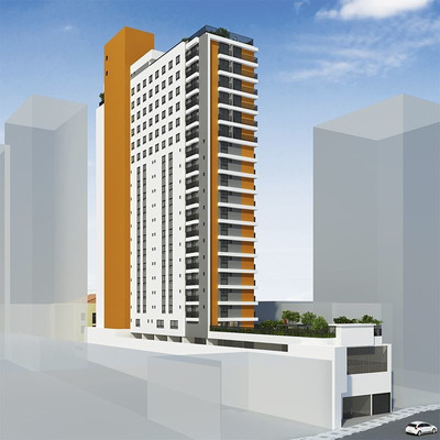 Studio Residencial Para Venda, Centro, Curitiba - St2307. - St2307-inc