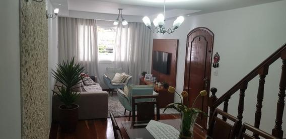 Sobrado Com 3 Dormitórios À Venda, 185 M² - Jardim Do Mar - São Bernardo Do Campo/sp - So17837