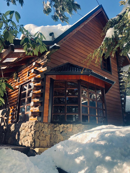 Cabaña + Depto Vista Al Lago En Bariloche