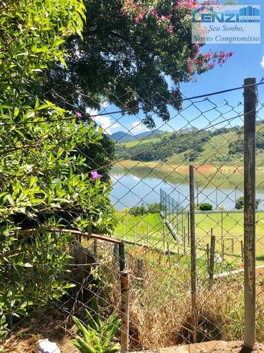 Chácaras Com Lago À Venda  Em Bragança Paulista/sp - Compre O Seu Chácaras Com Lago Aqui! - 1435410