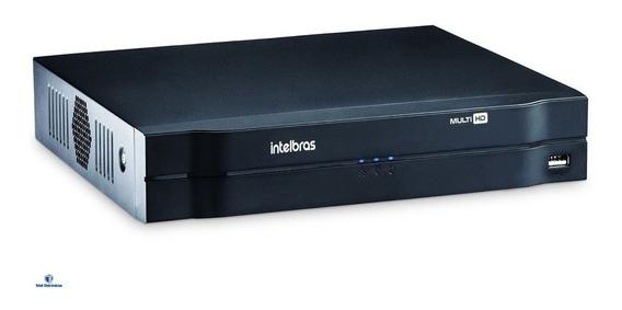 Dvr Intelbras Mhdx 1104 Canais Modelo G4 Multi Hd Lançamento