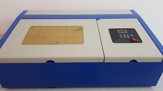 Máquina Corte E Gravação Laser Para Mdf