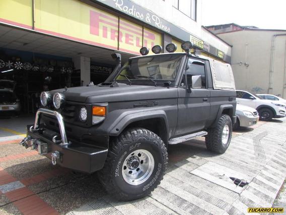 Toyota Land Cruiser Carpada Japonesa 4x4 4500 Cc