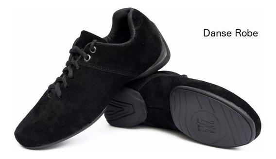 Zapatillas De Baile Hombre 2x4 Al Pie Tango Salsa Jazz