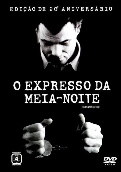 Dvd - O Expresso Da Meia Noite - Alan Parker - Lacrado