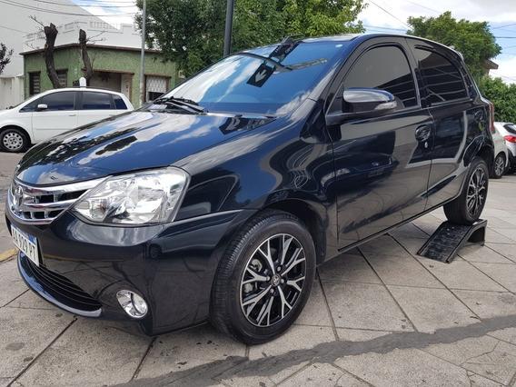 Toyota Etios 1.5 Platinum 5 P 2017