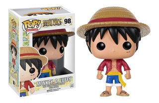 Funko Pop! One Piece - Monkey D. Luffy 98 (vaulted) Original
