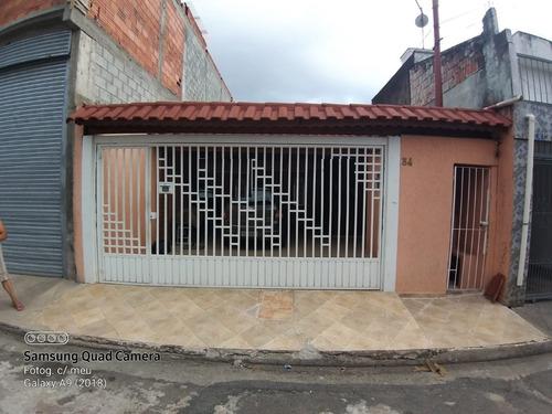 Casa À Venda, 2 Quartos, 4 Vagas, Jardim Jovaia - Guarulhos/sp - 2144