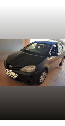 Toyota Etios 2015 1.5 16v Xs 4p