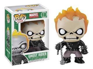 Funko Pop! Marvel Universe Ghost Rider 18 Descontinuado