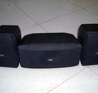 Parlantes Home Theaters