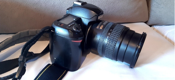 Camera Fotografica Profissional Nikon D70