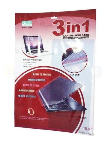 Film Protector Notebook 15.6 Anti Rayones Iii Wtel4289