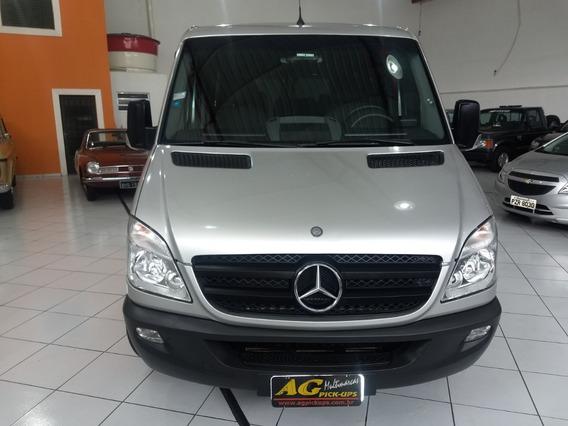 Merc Benz Sprinter Van 415 Deluxe Ar Teto 9+1 Lugares 42km