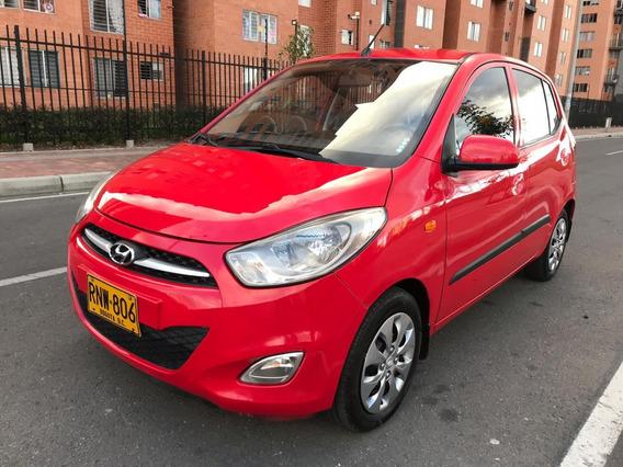Hyundai I10 Aa 2012
