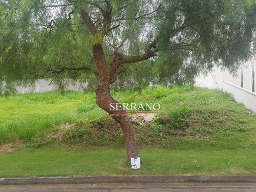 Terreno À Venda, 250 M² Por R$ 290.000,00 - Condomínio Reserva Da Mata - Vinhedo/sp - Te0345