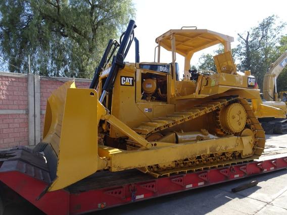 Caterpillar D6r-3 2003 Tractor Bulldozer Topador Frontal