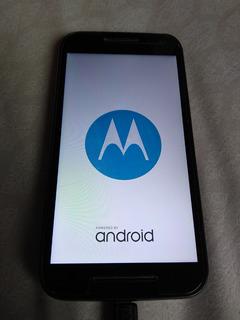 Celular Motorola Moto G3 2gb Ram 16gb Preto