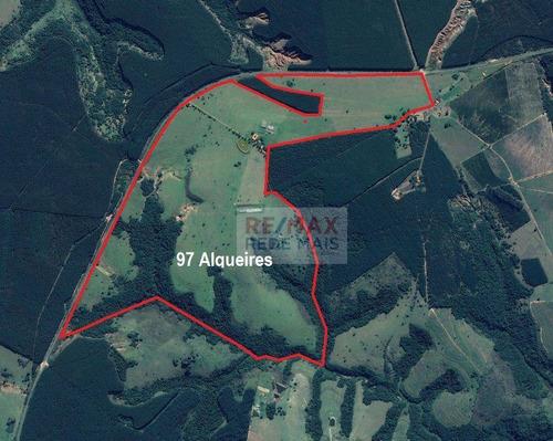 Fazenda Com 4 Dormitórios À Venda, 2362210 M² Por R$ 9.000.000,00 - Zona Rural - Bofete/sp - Fa0001