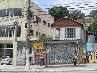 Terreno / Casa Residencial E Comercial À Venda, Pirituba, São Paulo. - Te0018