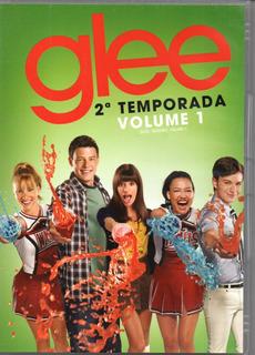 Dvd Glee 2ª Temporada Vol.1 - Dublado
