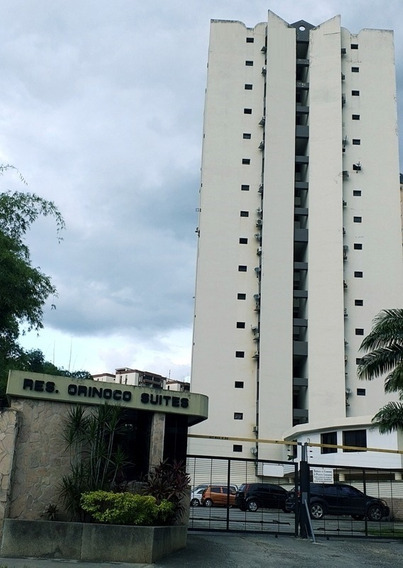 Apartamento En Valles De Camoruco Piso 9 De 67 Mt2 De 2hab