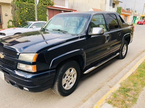 Chevrolet Avalanche 5.3 Lt Aa Ee Cd Piel 4x4 At Impecable