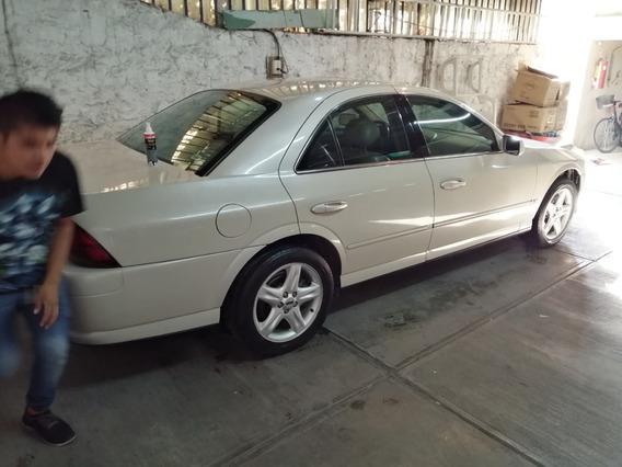 Lincoln Ls Ls V8 4.0 2001