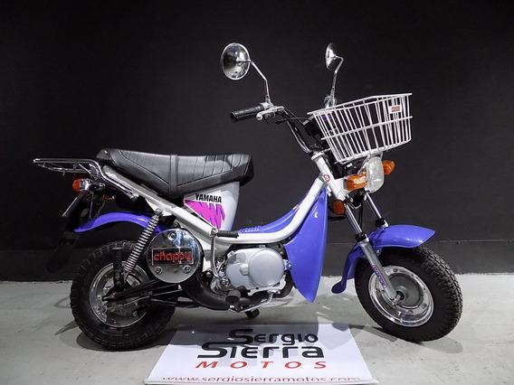 Yamaha Chappy80 Blanca 1998