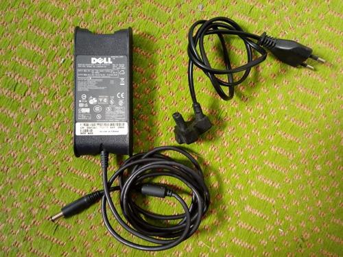 Carregador Notebook Dell 19,5v 65w La65ns0-00, Usado.