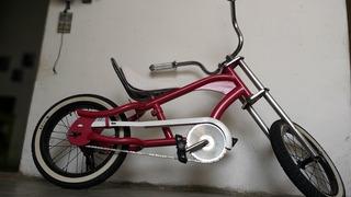 Bicicleta 16 Niño Chooper