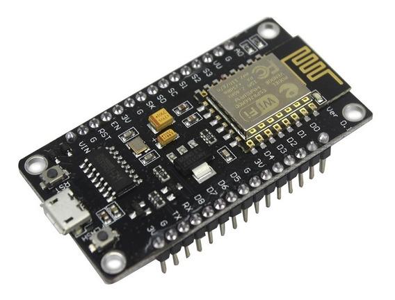 Kit 10 Esp8266 Nodemcu Placa Iot Micro Usb Wifi Wireless