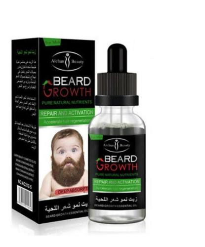 Crecimiento De La Barba Y Vello 40ml .