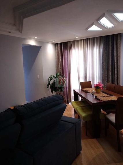 Apartamento Com 3 Dorms, Vila Alpina, São Paulo - R$ 380 Mil, Cod: 1148 - V1148