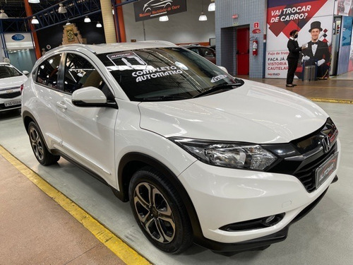 Imagem 1 de 14 de Honda Hrv Ex 2017
