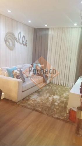 Imagem 1 de 19 de Apartamento Em Itaquera 64 M²,  03 Dormitórios, 01 Vaga, R$ 450.000,00 - 1844