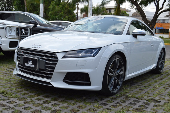 Audi Tts 2016 Blanco
