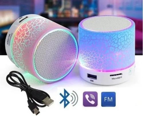 Parlantes Bluetooth Portátil