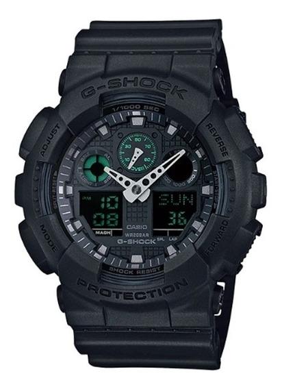 Relógio G-shock Ga-100mb-1adr