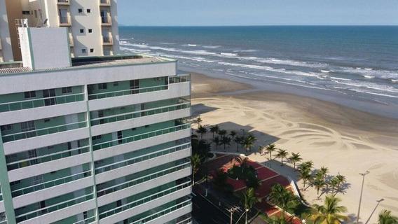 Apartamento Em Balneário Flórida, Praia Grande/sp De 125m² 3 Quartos À Venda Por R$ 480.000,00 - Ap234954