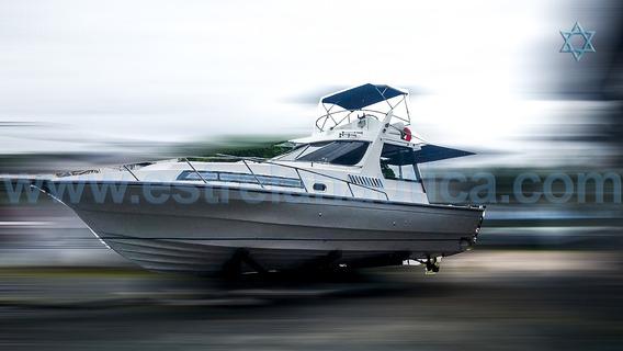 Lancha Dm 37 Barco Iate N Phantom Cimitarra Ferretti Axtor